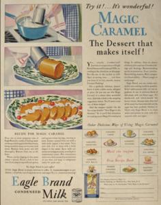 Magic Caramel ad