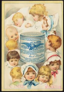 condensed milk ad